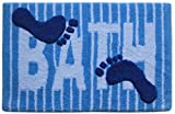 MARINA BLUE DOORMAT / BATH MAT