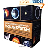 The Photographic Card Deck of the Solar System: 158 Cards Featuring Stories, Scientific Data, and Big Beautiful...
