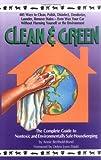 Clean and Green Annie Berhold Bond