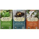 Numi Organic Tea Variety Pack of 3