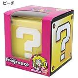 スーパーマリオ フレグランス(芳香剤)ゲームキャラクターグッズ通販/【ピーチ 】