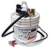 Jabsco 17800-2000 Marine Porta Quick Oil Changer with Flexible Impeller Pump (3.5-Gallon, 12-Volt, Non CE)
