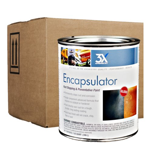 Can I Paint Over Rust Encapsulator
