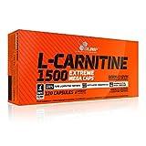 Olimp L-Carnitine 1500 Extreme Mega Caps 120 Kapseln, 1er...
