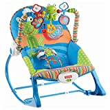 Fisher-Price Infant to Toddler Rocker Frog