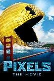 Pixels [Blu-ray + DVD + UltraViolet] (Bilingual)