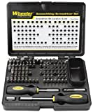 Wheeler 89-Piece Deluxe Gunsmithing Screwdriver Set