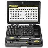 Wheeler 89-Piece Deluxe Gunsmithing Screwdriver Set, Black/Yellow ~ Wheeler
