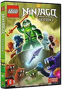 LEGO Ninjago: Masters of Spinjitzu - Complete Season 2