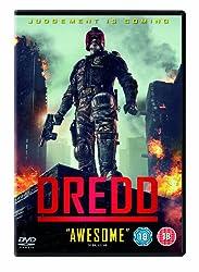 Dredd [DVD]