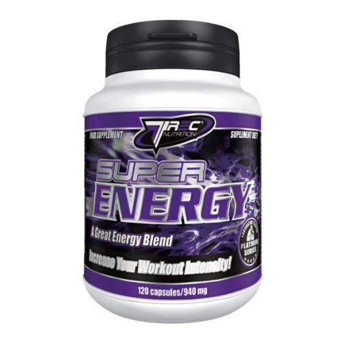 ENERGY TABLETS - Suitable for men & women - Avoid fatigue & tiredness (120 pills)