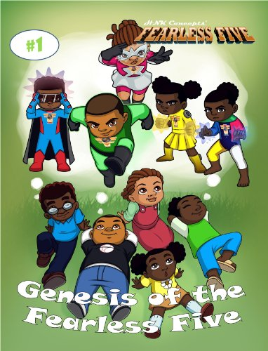 Genesis of the Fearless Five (The Fearless Five - Phenom Series (1 of 5))
