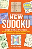 The Mammoth Book of New Sudoku (1472100220) by Gareth Moore