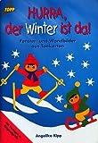 Window-Color-Vorlage: Hurra, der Winter ist da! - Fenster- und Wandbilder aus Tonkarton (5. illustrierte Auflage inkl. Vorlagen in Originalgröße) [Broschiert] (Topp Hobby-Ratgeber 2377)