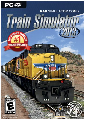 Tri Synergy 12065 Train Simulator