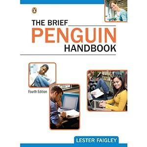 VangoNotes for The Brief Penguin Handbook, 4/e | [Lester Faigley]