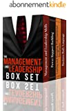Management And Leadership Skills: Inspire, Motivate, And Gain The Respect Of Your Peers (English Edition)