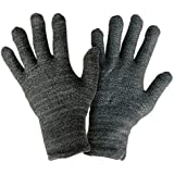 GliderGloves Winter Style Touch Screen Gloves, Black