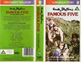 Enid Blyton's Famous Five: Five On Kirrin Island / Five Go Adventuring Again [VHS]