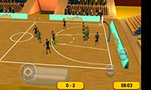 Basketball Sim 3D by Husiti Game