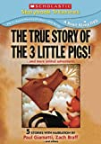 True Story of the Three Little Pigs [DVD] [Import]