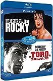 Rocky + Toro Salvaje [Blu-ray]