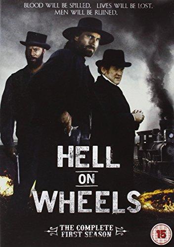 Hell On Wheels - Season 1 [DVD] [Edizione: Regno Unito]