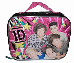 1D One Direction Lunch Tote from Accessory Innovations