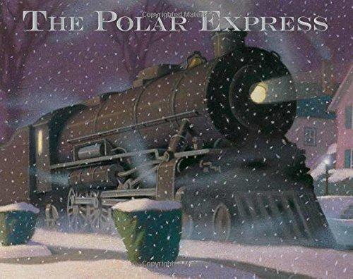 Polar Express 30th anniversary edition - Chris Van Allsburg