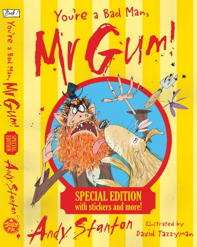 You're a Bad Man, Mr Gum! Special Edition