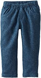 Tea Collection Little Girls' Sparkle French Terry Pants