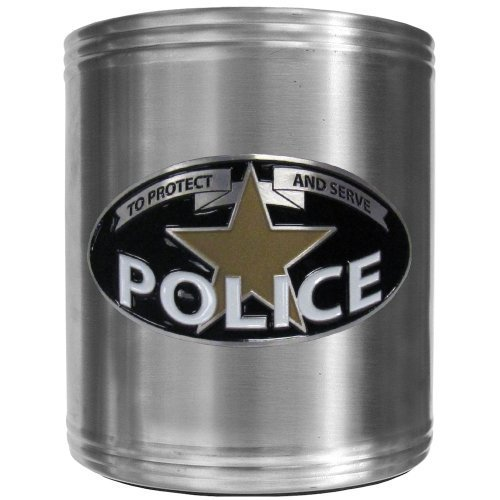 siskiyou-gifts-police-steel-can-cooler-by-siskiyou-buckle-co-inc