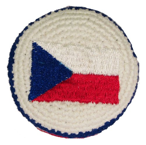 Hacky Sack - Flag of Czech Republic