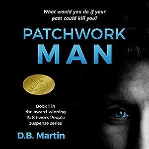 Patchwork Man Audiobook