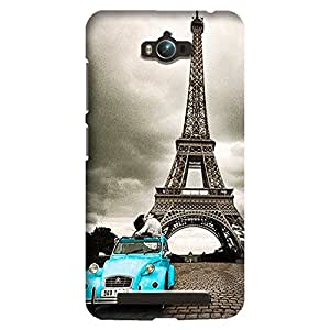 EpicShell Back Cover For Asus Zenfone Max