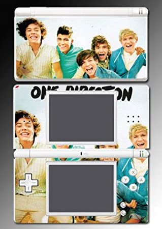 One Direction Louis Harry Zayn Liam Video Game Vinyl Decal Cover Skin Protector 33 for Nintendo DS Lite