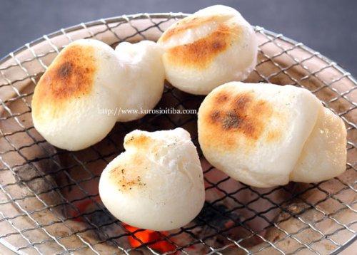 つきたてお餅 27年産熊本産もち米で作った丸餅(17個)を2セット