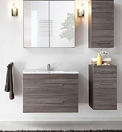 Cosmo M bagno Avola 60 cm con lavabo mobile da bagno Badmöbelset chiusura silenziosa