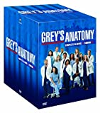 Grey's Anatomy - Season 1-8 Complete [DVD]