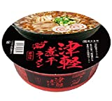 (お徳用ボックス) 寿がきや 全国麺めぐり 津軽煮干ラーメン 116g×12食