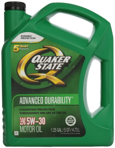 Quaker state keeps my van running smooth and safe for Quaker state advanced durability motor oil review