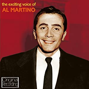 Exciting Voice Of Al Martino