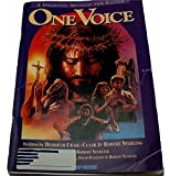img - for ONE VOICE DRAMATIC MUSICAL FOR EASTER book / textbook / text book