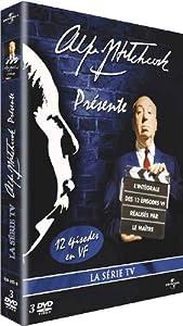 Alfred Hitchcock présente : La série TV - Les épisodes en VF - Coffret 3 DVD