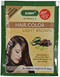 Sunny Hair Color, Light Brown, 20 g