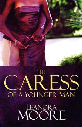 Book: The Caress of a Younger Man by Leanora Moore