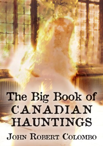The Big Book Of Canadian Hauntings front-465012