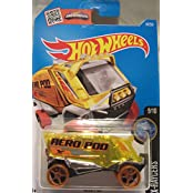Hot Wheels 2016 X Raycers Aero Pod 1:64 Scale Collectible Die Cast Metal Toy Car Model #9/10 On International...