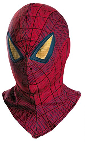 The Amazing Spiderman Superhero Latex Party Adult Halloween Costume Mask