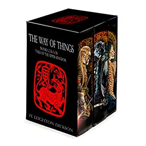 The Way of Things: Upper Kingdom Boxed Set: Books 1, 2 and 3 in the Tails of the Upper Kingdom